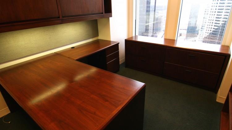 office desk after 3